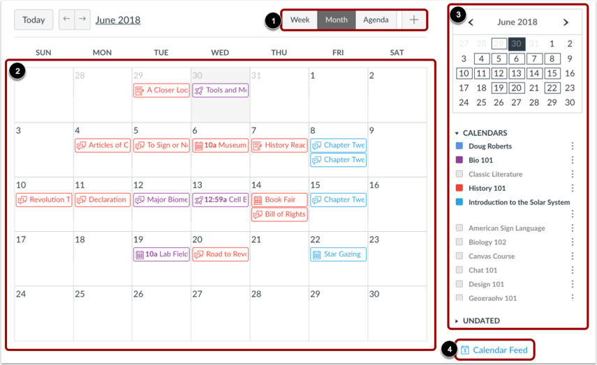 how do i use the calendar as an instructor canvas lms community