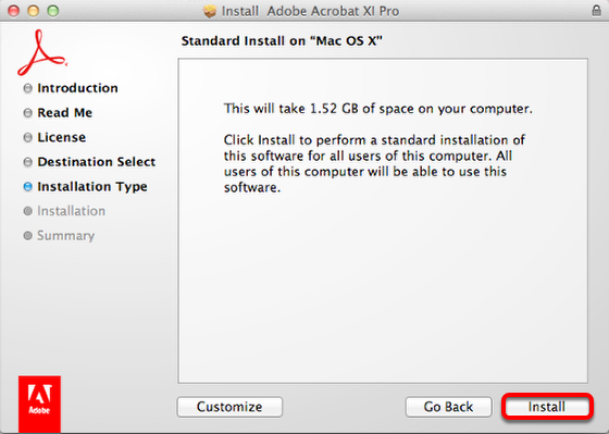 Keygen for adobe acrobat x pro mac download
