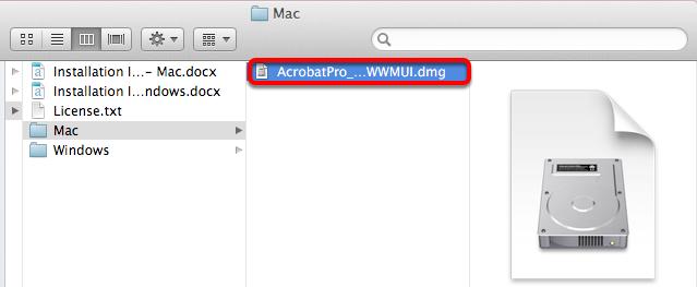 Adobe Acrobat Pro XI - Mac Install – Oklahoma Christian