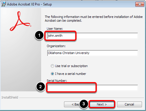 acrobat xi serial number list