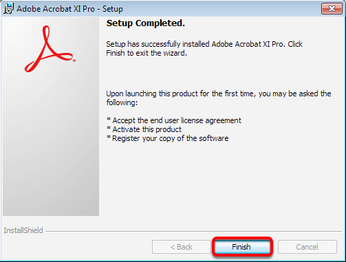 Adobe Acrobat Pro Xi Windows Install Oklahoma Christian University