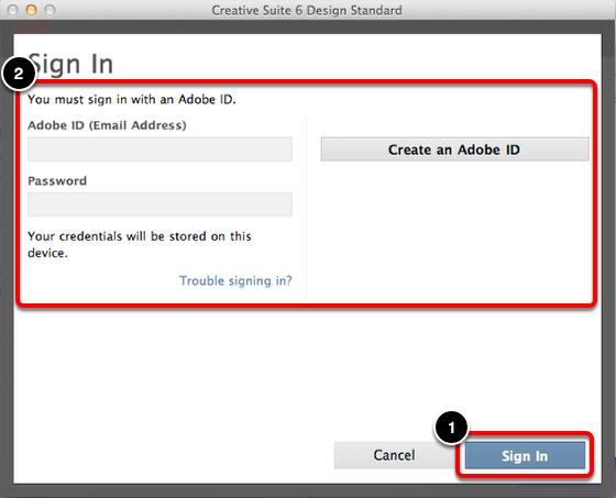 Adobe Design Standard CS6 - Mac Install – Oklahoma Christian