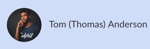tom thomas berg