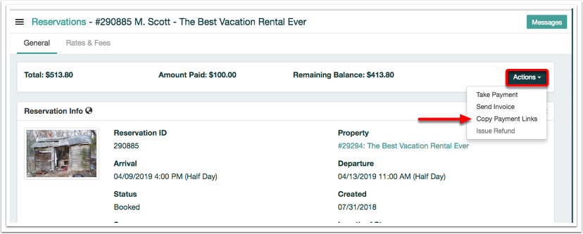 Send Guest the Rental Agreement – OneRooftop