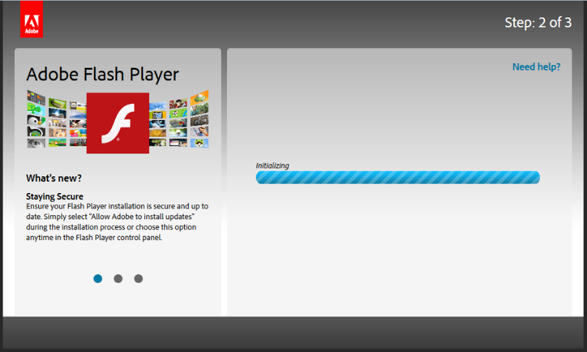 Adobe - Install Adobe Flash Player - Mozilla Firefox