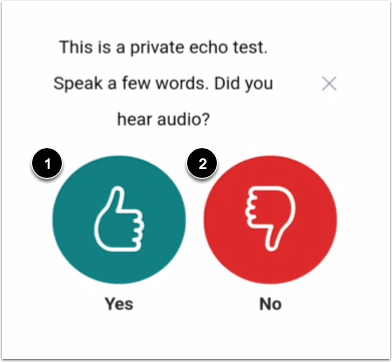Complete Echo Test