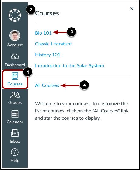 Ver cursos