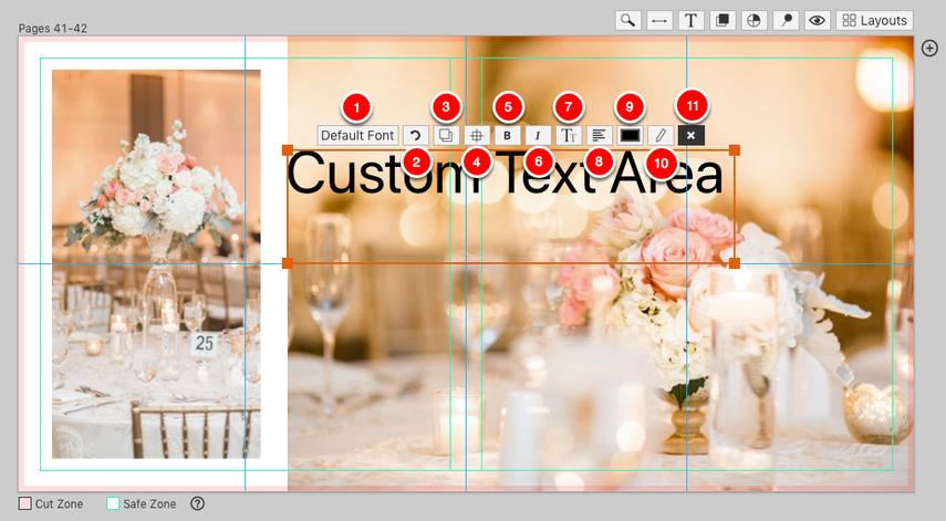 Custom Text Tools