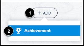 Add Achievement