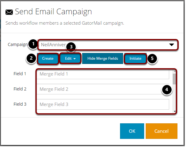 Send Email Campaign