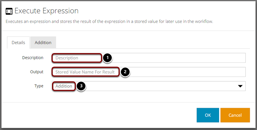 Execute Expression