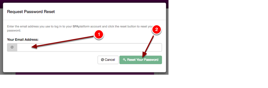 Step 2: Change your password