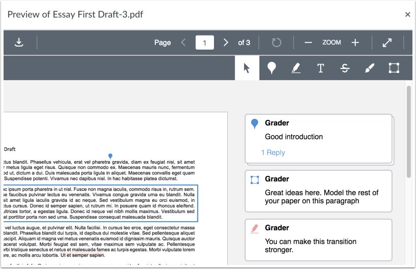 Manage Anonymous Instructor Annotations