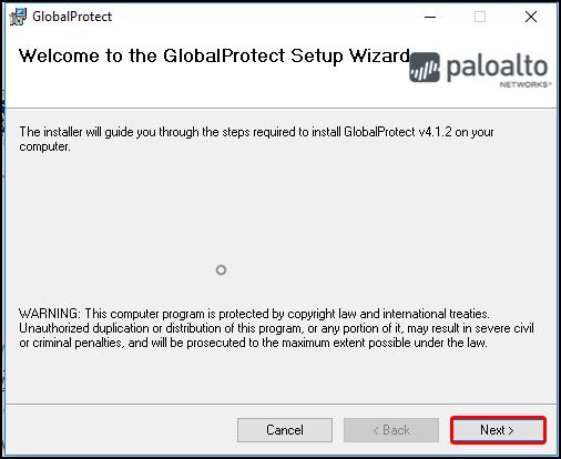 palo alto globalprotect download