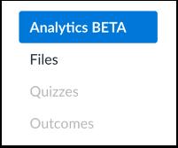 Analytics Beta Access
