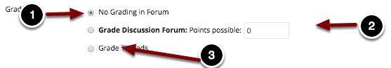 Enabling Forum Grading, Part 1
