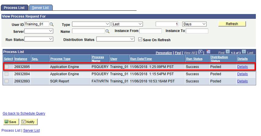 process scheduler process monitor