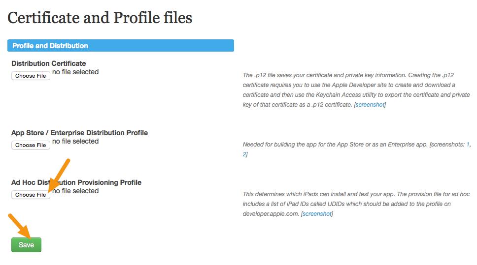 iOS - Renewing an Ad Hoc Distribution Provisioning Profile – Mag+