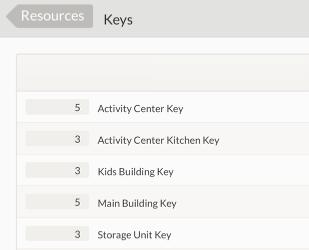 keys folder