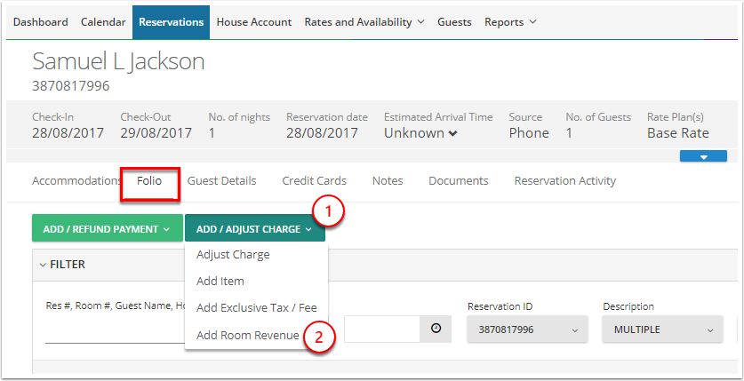 How to fix posted room rates – myfrontdesk