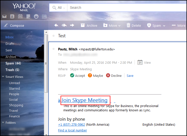 skype for business free download