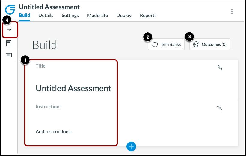 Build Assessment