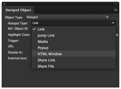 Adding HTML Objects to Your Layout – Mag+ Designd Support
