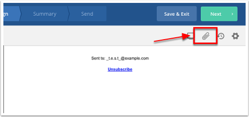 Sending files in emails – ActiveCampaign Help Center