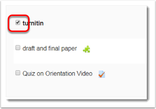 topic section is selected.