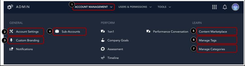 View Account Management