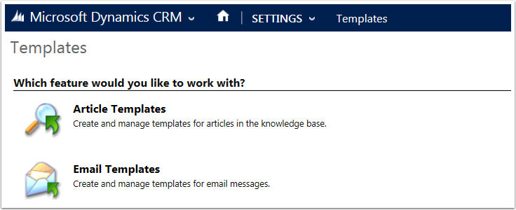 Setting Up Forgot Password E Mail Template Customer Support Portal