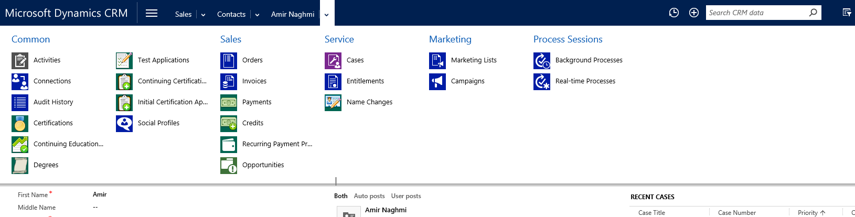 Dashboards: Sales Activity Social Dashboard - Microsoft Dynamics CRM - Internet Explorer