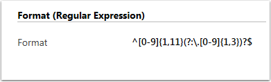 Where to find Regular Expression