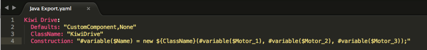 Java Export.yaml