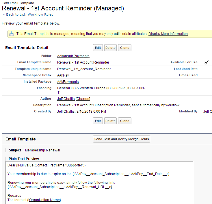 How to send out first automated reminders account level payments2us edit and test your template thecheapjerseys Images