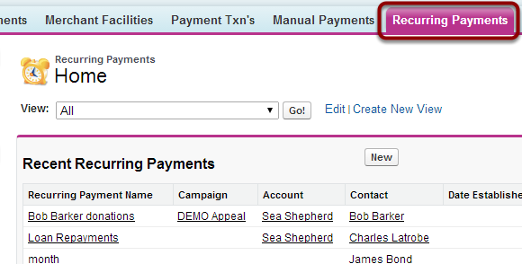 how to stop recurring payments on credit card