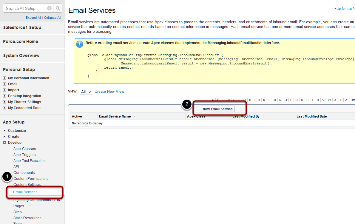 how to set up amazon seller email