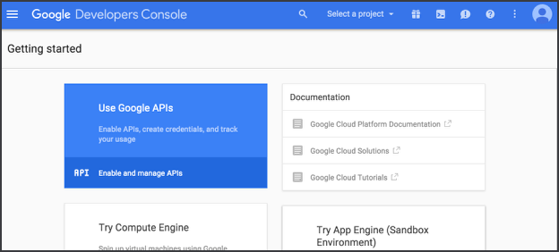 Configure your Google Drive settings