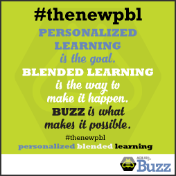 Personalized learning is the goal.