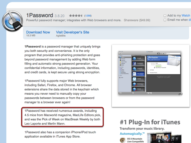 Never Forget a Password Again