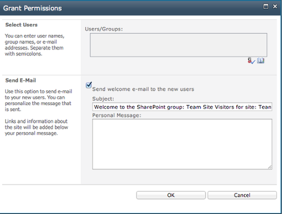 Adding Users to SharePoint - AppRiver