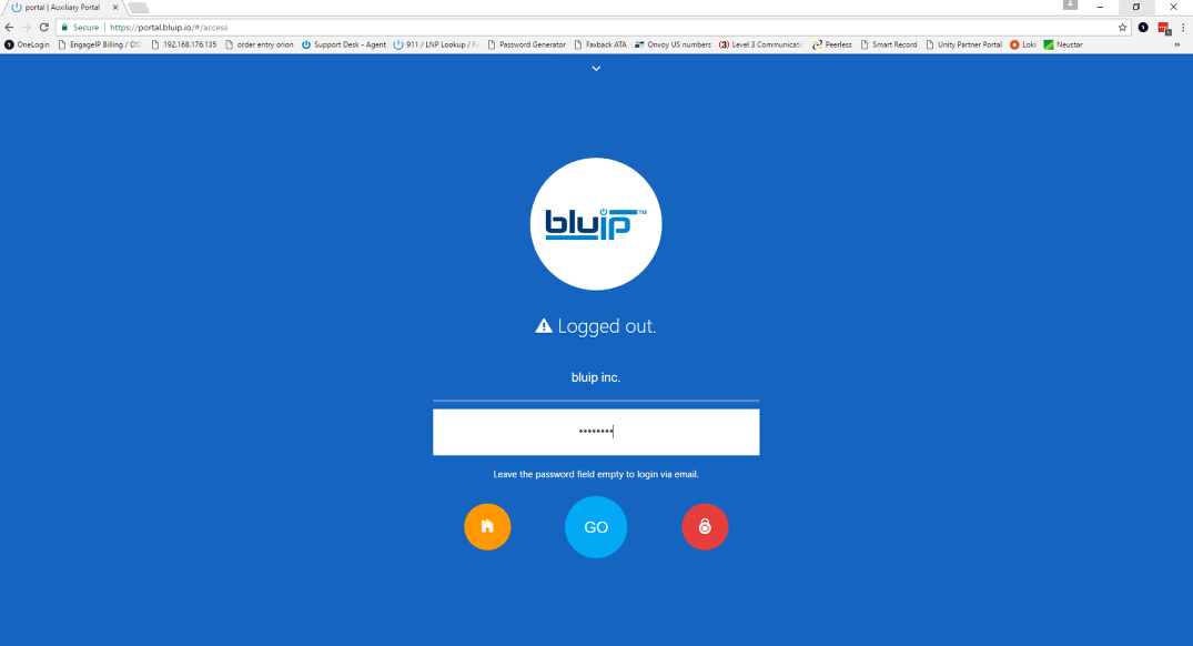 how to access your orion invoices your guide to bluip