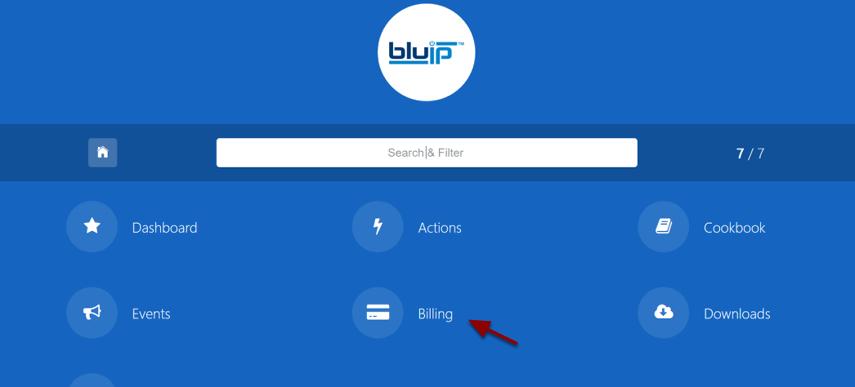 Select billing