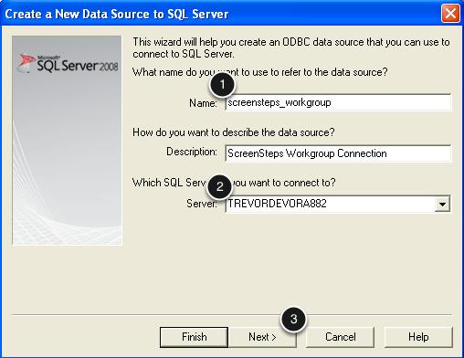 Configure DSN Properties