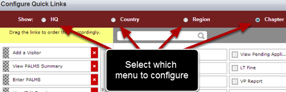 Step One: Choose Which Shortcut Menu to Configure