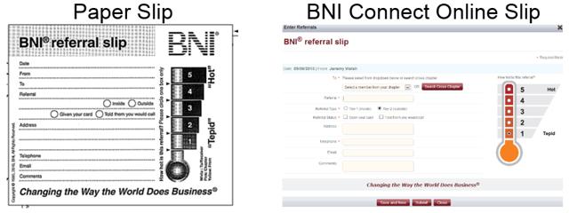 bni slips program overview  u2013 bni connect support