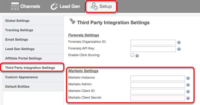 How to Setup API Credentials