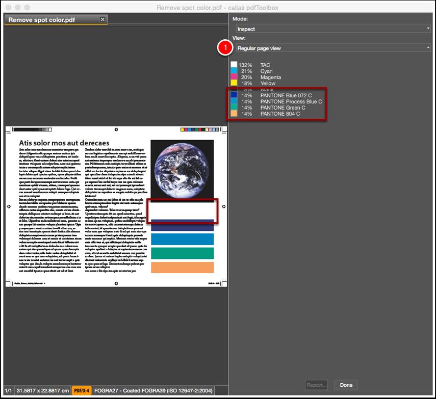 Analyze the processed PDF file