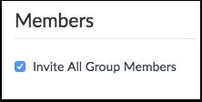 Invite Course Members image