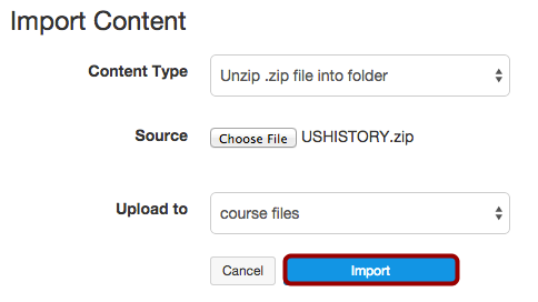 Upload bestand